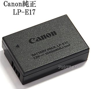 Canon LP-E17 Rechargeable Lithium-Ion Battery Pack for Canon EOS RP, 77D, 750D,…