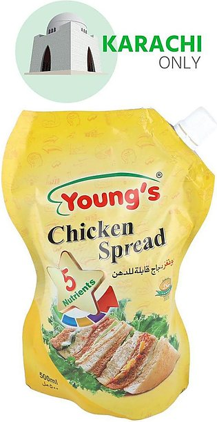 Young's Chicken Spread 500ml