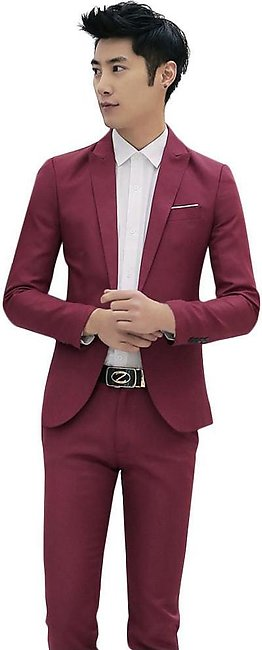 2017 Business and Leisure Suit A Two-piece Suit The Groom's Best Man Wedding