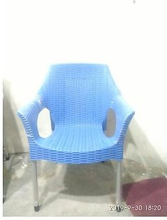 Plastic Chair Classic Rattan 4 - Chair -Plastic Chair