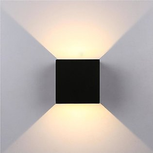 Wall Mounted Waterproof Sconce Square Light Adjustable Lighting Fancy Light Out…