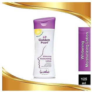 Golden Pearl Whitening Moisturizing Lotion