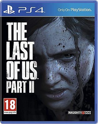 Ps4 The Last of Us Part II / 2 PS4 Games PlayStation 4 Games