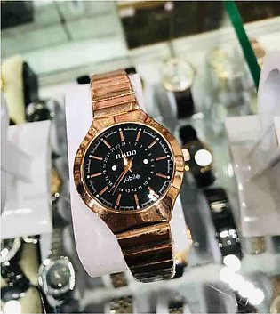 Ladies watch with FREE (BOX)
