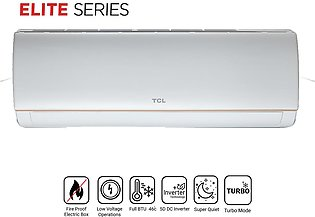 TCL 1.5 ton DC Inverter Air Conditioner Heat and Cool TAC-18HEB