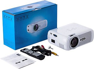 U80 Android 6.0 Mini High Definition Projector Supports Optical tzium