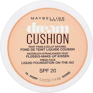 Maybelline Dream Cushion Foundation - 10 Ivory