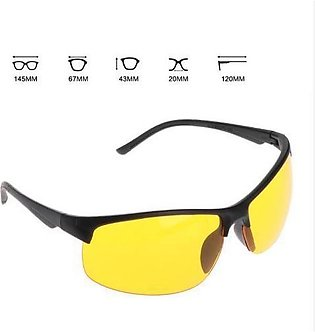 Night Vision Glasses Turn Night into bright view New HD Vision Glasses of Men f…