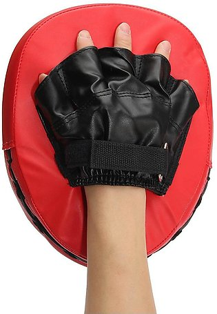 The old tree EVA Liner Kick Boxing Training Punch Pads Mitts Hand Target Focu...