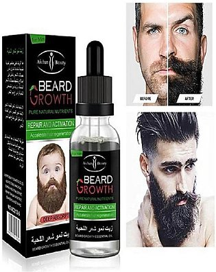 Professionals Beard Oil Strong - For Growth, Patches, NoRBishment, Length, Lo...