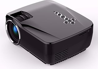ELEGIANT GP70UP Android Mini LED Projector with Google Play Updated by GP70 P...