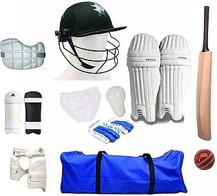 Sports King Complete Cricket Kit with Accessories
