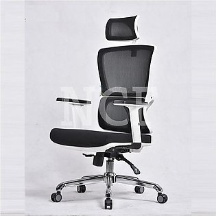 High Quality Executive Office Chair CEO Headrest and Mesh back