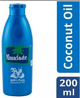 Indian Parachute Coconut Hair Oil 200ml