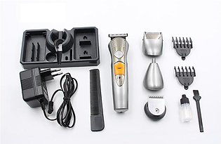 Dingling RF 671 (7 in 1) Hair and Beard Trimmer / Shaving Machine