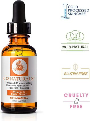 Vitamin C Serum  ( Anti Aging - Anti Wrinkle )  - 30ml
