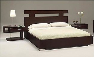 F9 Double Beds With Side Tables l9-00