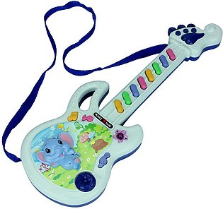 Hot Sale Electric Guitar Toy Musical Play Kid Boy Girl Toddler Learning Electro…
