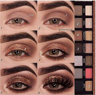 SULTRY BEVERLY HILLS EYESHADOW PALETTE