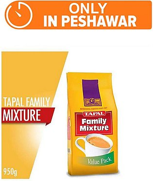 Tapal Family Mixture Tea - 950 gm (One Day Delivery in Peshawar)