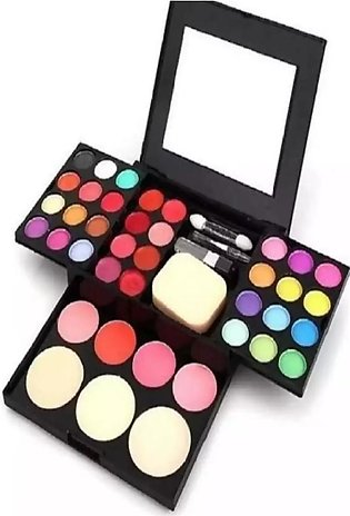 Professional Eye Shadow,Face,Makeup Kit Multicolour All In One