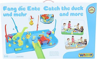 Catch the duck and more for 4 children (box)