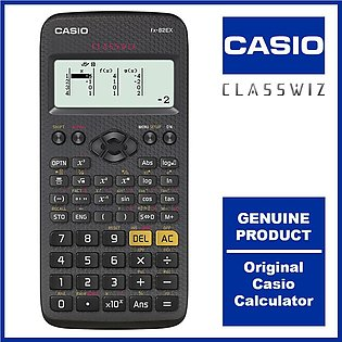 ClassWiz Scientific Calculator fx-82EX