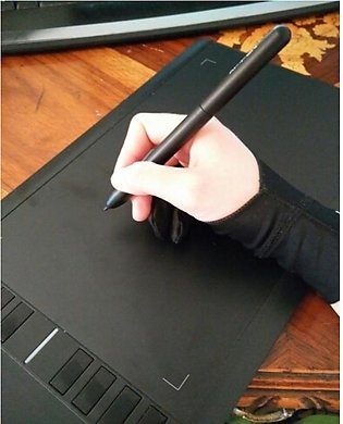Star03 12  Graphics Drawing Pen Tablet