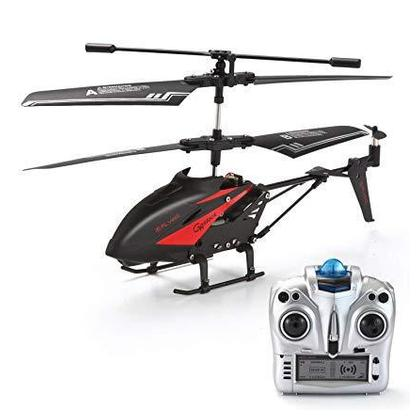 Efficient Rechargeable Remote Control Helicopter with Sensor