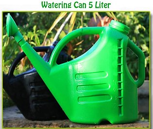 Gardening Shower – No. 1 Quality Watering Can – 5 Liters