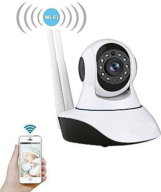 V380 Wireless IP Camera 2 Antenna  - White