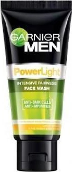 Garnier Men White Intensive Face Wash 100ml