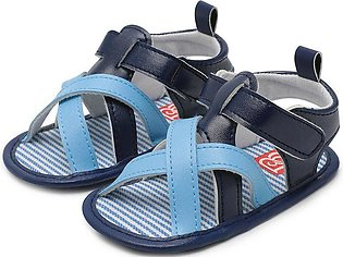 Cross hollow Baby Shoes Anti-skid Soft Outsole Toddlers Sandal Shoes