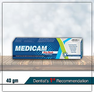 Medicam Protech Toothpaste 40g