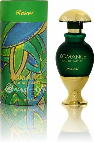 Genuine Romance  Perfume oil Free from alcohol 45ml