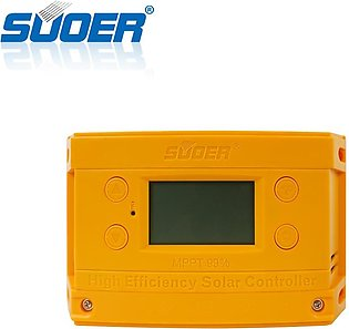 suoer 10A mppt charge controller