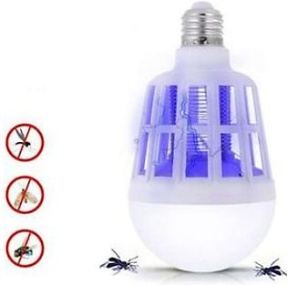 Led Bulb With Mosquito Killer Lamp
