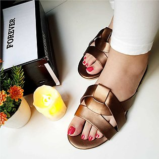 Flat Slippers for Women and Girls SH51