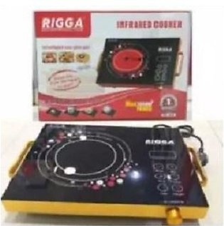 RIGGA FR-613 Electric Ceramic Infrared Cooker Stove Hot Plate Full Touch Screen