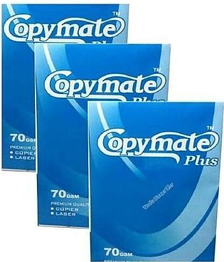 Copy_mate A4 Size 70 gsm Printer Papers