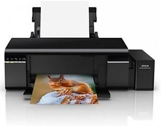 L805 Wi-Fi Photo Ink Tank Printer