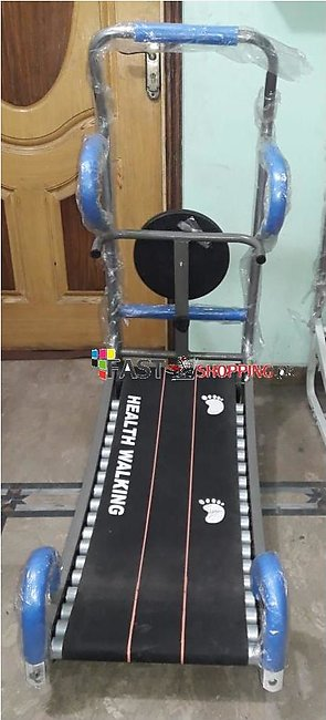 High Quality Brand New Manual Roller Treadmill With Twister - 19 Rollers