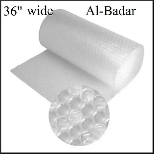 Bubble Wrap 200 ft (61 Meter) length 36'' wide - High quality packaging material