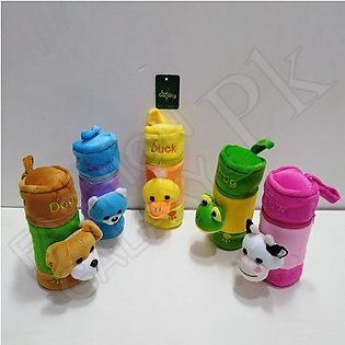 Cartoon Character Baby Feeder Cover/Pouch