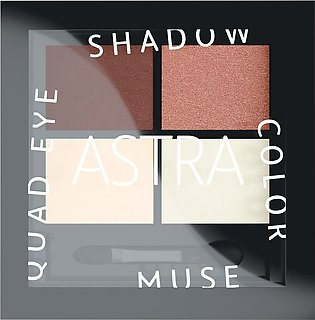 Astra Makeup - Color Muse Quad Eyeshadow  - 02 - New Vintage