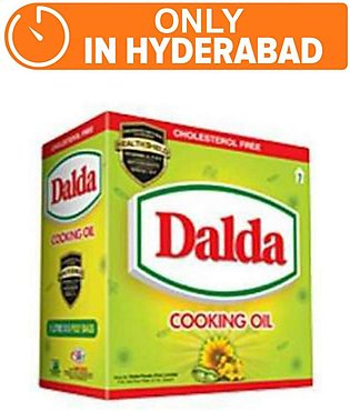 Dalda Cooking Oil (Pack of 5)(One day delivery in Hyderabad)