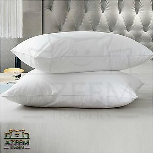 Pillow Filled with Ball Fiber Polyester - Good Quality Two Pillows