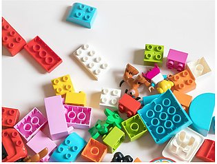 【Special Sale】XIAOMI Blocks Building Toy Kid Play Brick Developmental Toy Gift