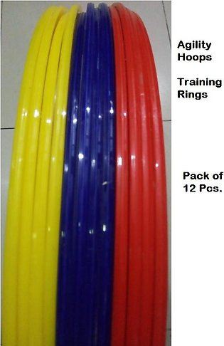 Agility hoops Football training agility ladder exercise fitness ladder drills p…