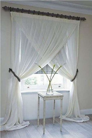 Fancy Cotton Satin Curtain For Home/Office 03